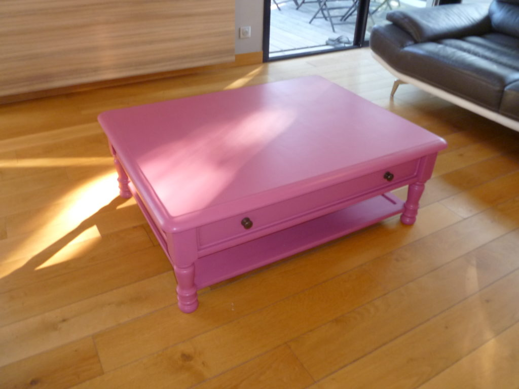 Basse Rose2Custom Relookée Relookée Bazar Table Table Rose2Custom Table Basse Basse Bazar dxrCoeB